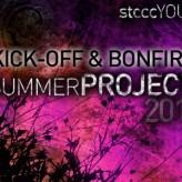 summerPROJECT Kick-off & Bonfire
